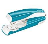 Nietmachine Leitz 5502 WOW 30vel 24/6 blauw