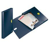 Documentenbox Leitz recycle 4623 donkerblauw