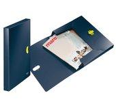 Elastobox Leitz 4623 recycle donket blauw