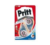 Correctieroller Pritt Mini 4.2mm 2e halve prijs