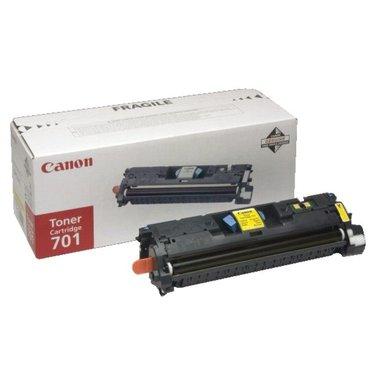 Tonercartridge Canon 701 geel
