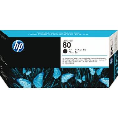 Printkop HP C4820A 80 zwart