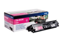 Tonercartridge Brother TN-900M rood