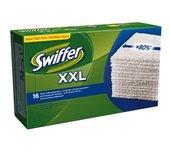 Swiffer navulling met 16 Maxi doekjes