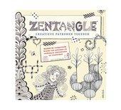 Tekenen Deltas volwassenen Zentangle crea patronen