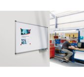 Whiteboard Nobo Classic 120x90cm magnetisch emaille
