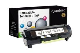 Tonercartridge Quantore Lexmark 52D0HA0 zwart