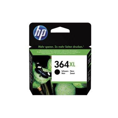 Inkcartridge HP CN684EE 364XL zwart HC