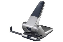 Perforator Leitz 5180 2-gaats 65vel zilver