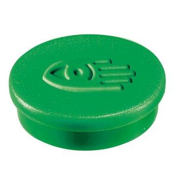 Magneet Legamaster 35mm super 2500gr groen 2stuks