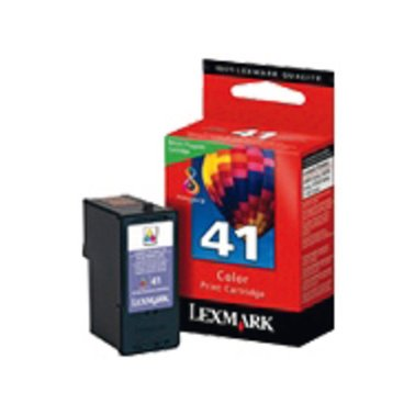 Inkcartridge Lexmark 18Y0141E 41 prebate kleur