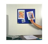 Memobord 3M Post-it 558NAVY 58.5x46cm blauw
