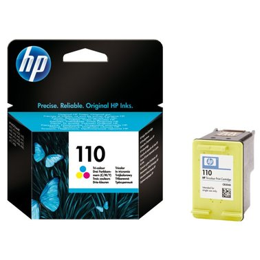 Inkcartridge HP CB304AE 110 kleur
