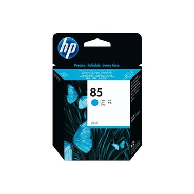 Inkcartridge HP C9425A 85 blauw