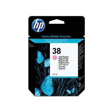 Inkcartridge HP C9419A 38 lichtrood