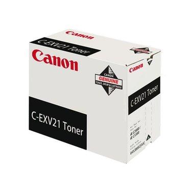 Tonercartridge Canon C-EXV 21 zwart