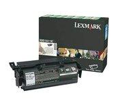 Tonercartridge Lexmark X651A11E prebate zwart