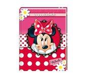 vriendenboek Minni Mouse