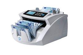 Geldtelmachine Safescan 2210 voor biljetten met UV detectie