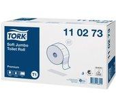 Toiletpapier Tork T1 110273 2laags 360m 1800vel 6rollen