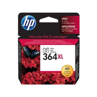 Inkcartridge HP CB322EE 364XL foto zwart HC