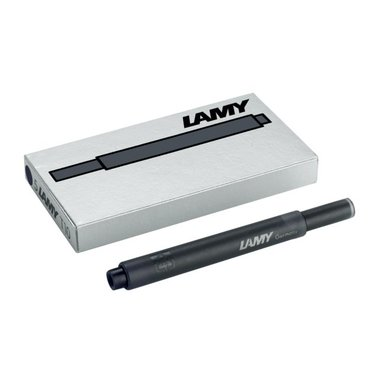 Inktpatroon Lamy T10 zwart op blister
