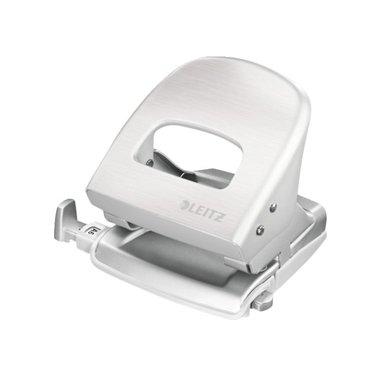 Perforator Leitz 5006 style 2-gaats 30vel poolwit