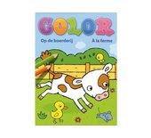 Kleurboek Deltas op de boerderij color