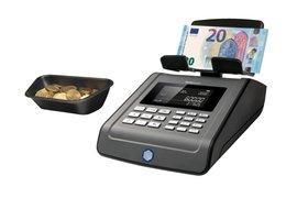 Geldtelmachine Safescan 6185 geldtelweegschaal