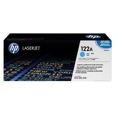 Tonercartridge HP Q3961A 122A blauw