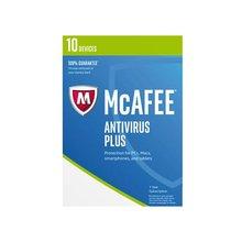 Software Mcafee antivirus 2017 voor 10 gebruikers NL