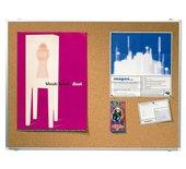Prikbord Legamaster premium 60x90cm kurk