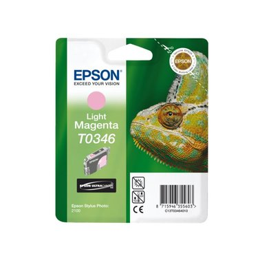 Inkcartridge Epson T034640 lichtrood