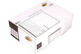 Postpakketbox 3 CleverPack 240x170x80mm wit 25stuks