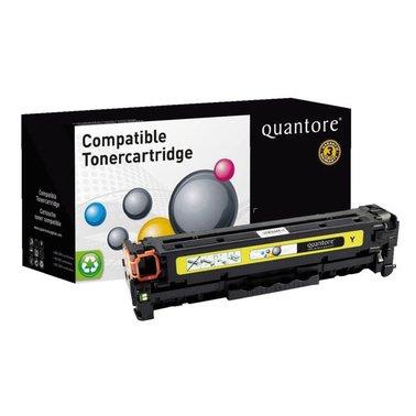 Tonercartridge Quantore HP CF382A 312A geel