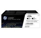 Tonercartridge HP CF410XD410X zwart 2x HC