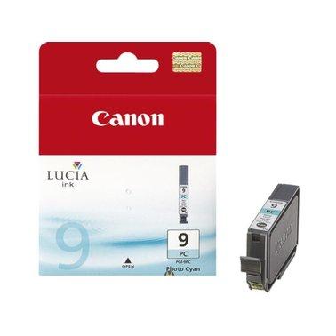 Inkcartridge Canon PGI-9PC foto blauw