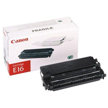 Tonercartridge Canon E16 zwart