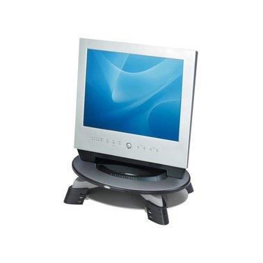 monitorstandaard Fellowes Compact lichtgrijs/donkergrijs