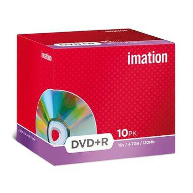 DVD+R Imation 16x 4.7GB jewelcase