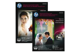 Inkjetpapier HP CR674A A4 photo glossy 300gr 50vel