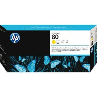 Printkop HP C4823A 80 geel