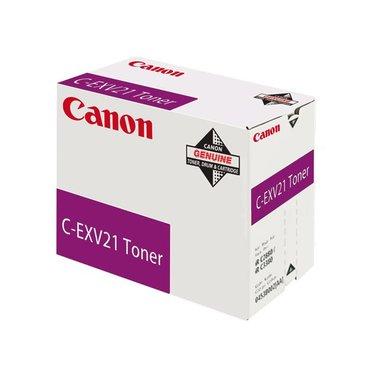 Tonercartridge Canon C EXV21M rood