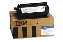 Tonercartridge IBM 75P4303 zwart