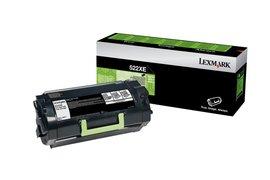 Tonercartridge Lexmark 52D2X0E zwart