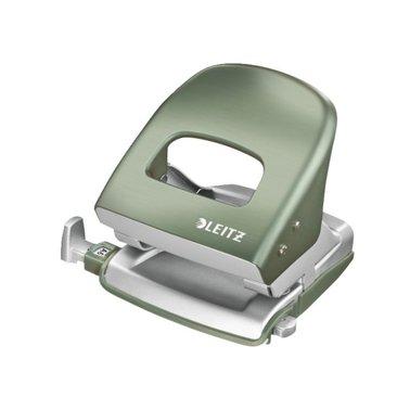 Perforator Leitz 5006 style 2-gaats 30vel zeegroen