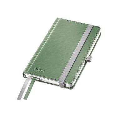 Notitieboek Leitz Style harde kaft A6 gelinieerd zeegroen
