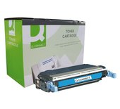 Tonercartridge Q-Connect HP Q6461A 644A blauw
