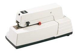 Nietmachine elektrisch Rapid 90 30vel wit