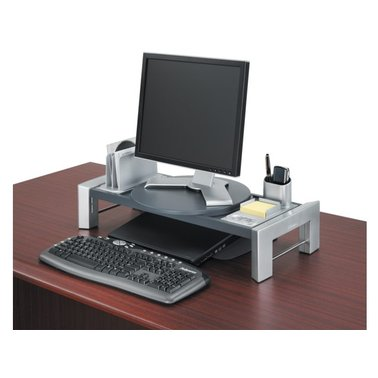 werkstation Fellowes Professional grijs